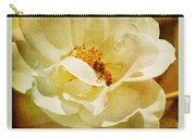 A Bee And Rose Carry-all Pouch
