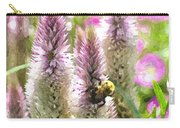 A Bee's Work Is Never Done Abwndwc Carry-all Pouch