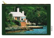 A Cottage In Bermuda # 1 Carry-all Pouch