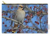 A Bird For Its Crest.. Carry-all Pouch