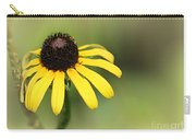 A Black Eyed Susan Carry-all Pouch