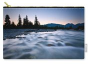 A Blue River. Carry-all Pouch