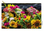 A Bouquet Of Flowers  Carry-all Pouch