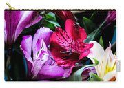 A Bouquet Of Peruvian Lilies Carry-all Pouch
