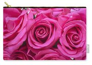 A Bouquet Of Pink Roses Carry-all Pouch