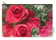 A Bouquet Of Roses For You Carry-all Pouch