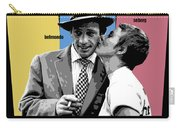 A Bout De Souffle Movie Poster Carry-all Pouch