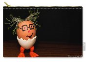 A Brave Eggman. Easter People Series Carry-all Pouch