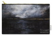 A Break In The Skyline Carry-all Pouch by Frances Marino