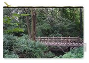 A Bridge In Central Park Carry-all Pouch