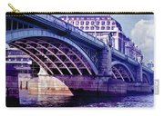 A Bridge In London Carry-all Pouch