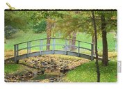 A Bridge To Peacefulness Carry-all Pouch