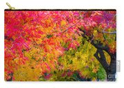 Autumn In Yountville, California Carry-all Pouch