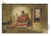 A Buddhist Monk, From India Ancient Carry-all Pouch
