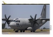 A Bulgarian Air Force Alenia C-27j Carry-all Pouch