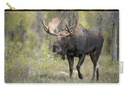 A Bull Moose Named Gaston Carry-all Pouch