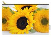 A Bunch Of Sunshine Carry-all Pouch