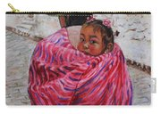 A Bundle Buggy Swaddle - Peru Impression IIi Carry-all Pouch by Xueling Zou