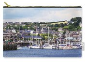 A Busy Harbour And Waterfrontkinsale Carry-all Pouch