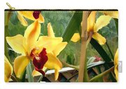 A Cage Of Canary Cymbidiums Carry-all Pouch