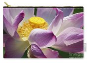 A Casual Water Lily Carry-all Pouch