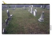 A Cemetery In New Salem Carry-all Pouch