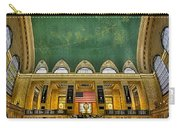 A Central View Carry-all Pouch by Susan Candelario