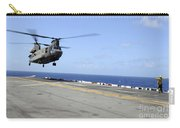 A Ch-47 Chinook Helicopter Landing Carry-all Pouch