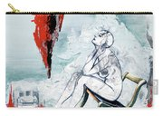 A Chair For My Heart Please - Thank You. Carry-all Pouch