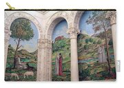 A Chapel's Mosaics Carry-all Pouch