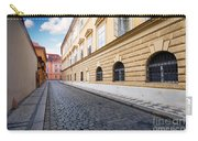 A Charming Street In Prague Carry-all Pouch