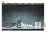 A Chess Game Carry-all Pouch