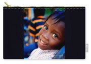 A Child's Smile Is One Of Life's Greatest Blessings Carry-all Pouch
