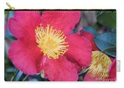 A Christmas Blossom Carry-all Pouch