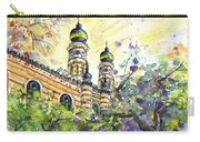 A Church In Budapest 01 Carry-all Pouch