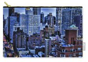 A City That Never Sleeps Carry-all Pouch