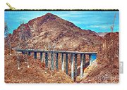 A Closer Look At Pat Tillman Bridge Carry-all Pouch