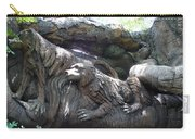 A Closer Look At Tree Of Life Carry-all Pouch