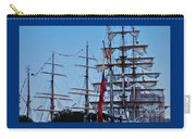 A Collection Of Masts In Baltimore Carry-all Pouch