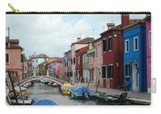 Burano Canal Carry-all Pouch