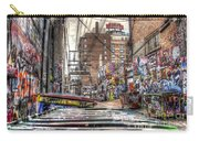 A Colorful Place To Sleep Carry-all Pouch