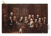 A Committee Of The House Of Commons Carry-all Pouch