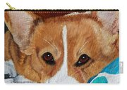 A Corgi Remembered Carry-all Pouch