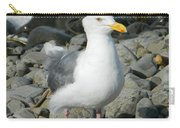A Curious Seagull Carry-all Pouch