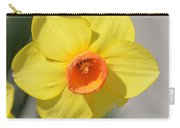 A Daffodil Hello Carry-all Pouch