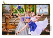 A Dance For All Seasons Carry-all Pouch by Reggie Duffie