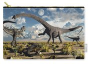 A Deadly Confrontation Carry-all Pouch