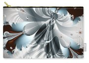 A Deeper Reflection Abstract Art Prints Carry-all Pouch