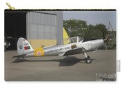 A Dhc-1 Chipmunk Trainer Aircraft Carry-all Pouch