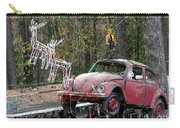 A Difference Sleigh  Carry-all Pouch